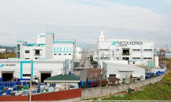 NICCA KOREA., LTD.